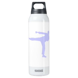 Lavender Blue Martial Arts SIGG Thermo 0.5L Insulated Bottle
