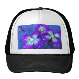 Lavender blues trucker hat