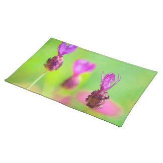 Lavender Bud Painting Cloth Placemat