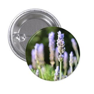Lavender Button / Badge