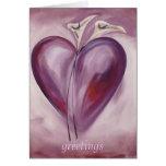 lavender cards