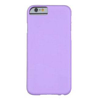 Lavender Barely There iPhone 6 Case