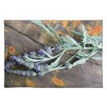 Lavender Cloth Place Mat