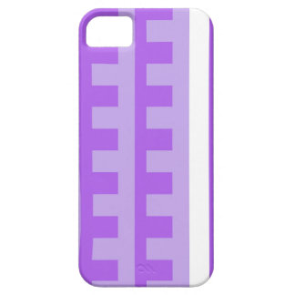 Lavender Combs Tooth iPhone SE/5/5s Case