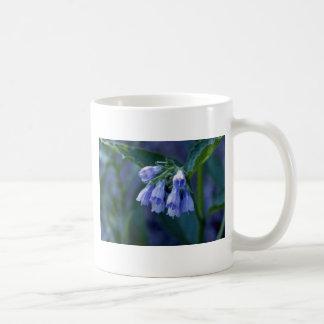 Lavender Comfrey (Symphytum Officinale) flowers Coffee Mug