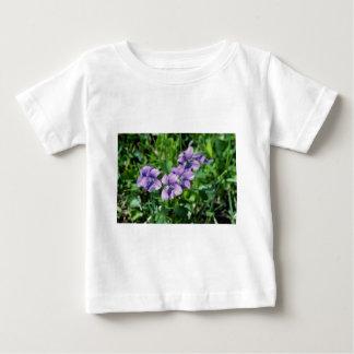 Lavender Common Blue Violet (Viola Papilionacea) f T Shirts