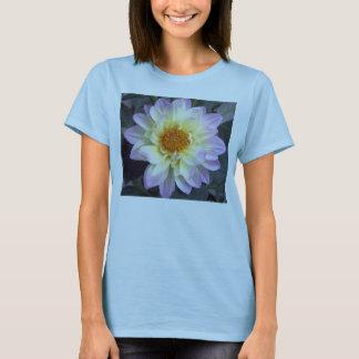 Lavender Creme Dahlia T-Shirt
