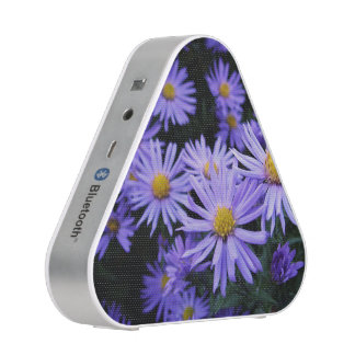 Lavender Daisies Bluetooth Speaker