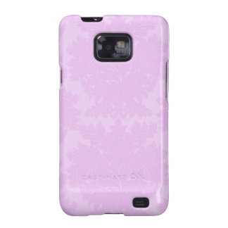 Lavender Damask Samsung Galaxy S2 Cover