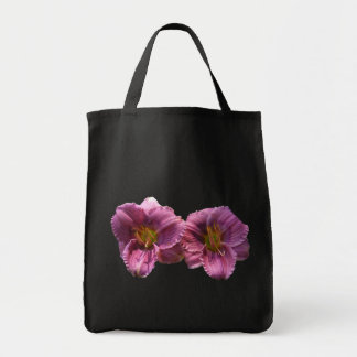 Lavender Day Lilies ~ bag