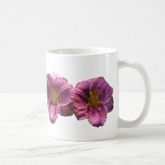 Lavender Day Lilies ~ mug