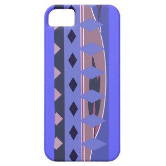 Lavender Design iPhone 5 Case