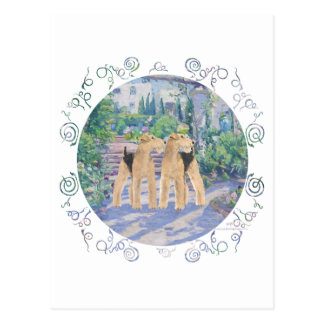 Lavender Dream Postcard