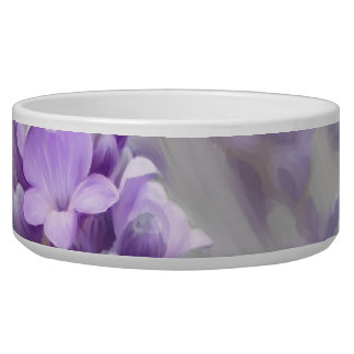 Lavender dreams. bowl