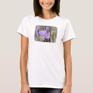 Lavender Essential Oils T-Shirt