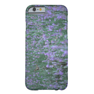 Lavender Field Barely There iPhone 6 Case
