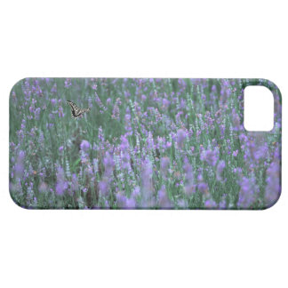 Lavender Field iPhone SE/5/5s Case