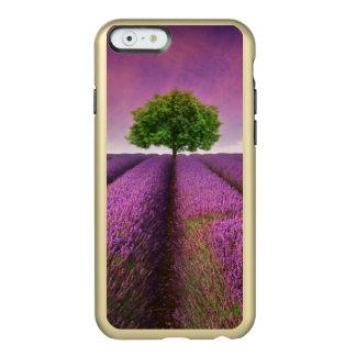 Lavender Field Landscape Summer Sunset Incipio Feather Shine iPhone 6 Case