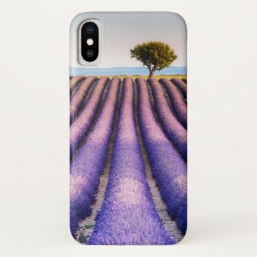Lavender Field | Provence, France iPhone X Case