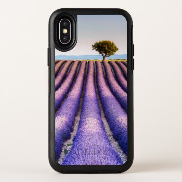 Lavender Field | Provence, France OtterBox Symmetry iPhone X Case