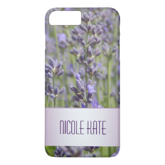 Lavender fields iPhone 7 plus case