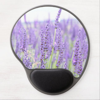 Lavender fields photography, various gifts gel mouse pad