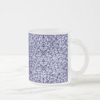 Lavender Filigree Vines Mug