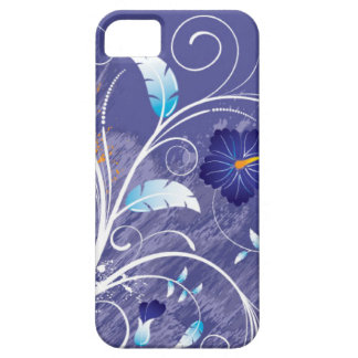 Lavender Floral Barely There iPhone 5 Case