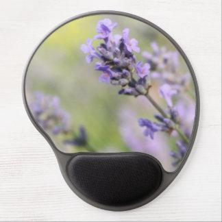 Lavender Flowers. Gel Mouse Pad