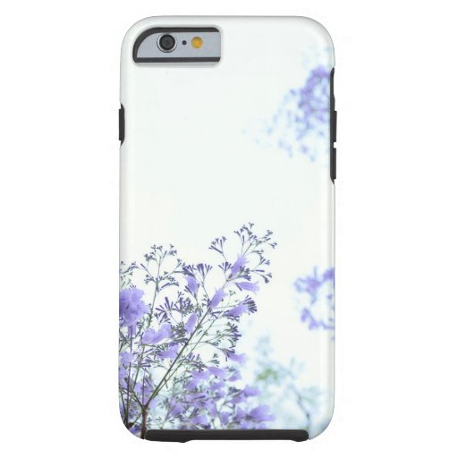 Lavender flowers iPhone 6 Case