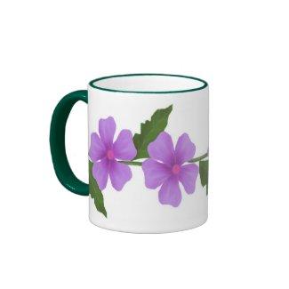 Lavender Flowers Mug mug