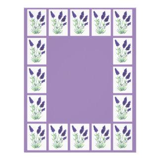 Lavender Flyer