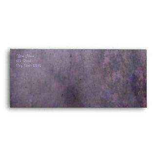 Lavender Fog Mural Envelope