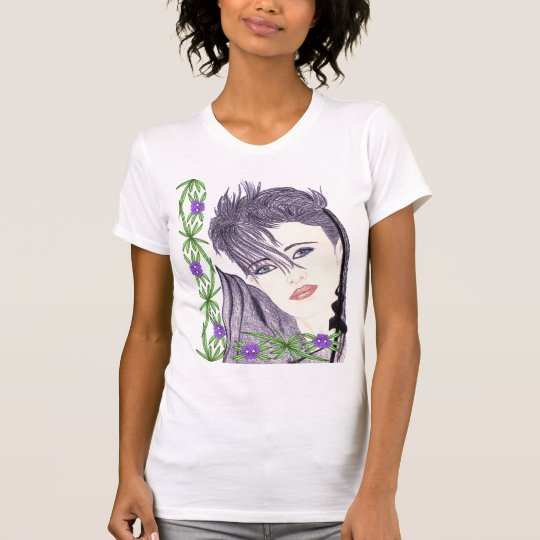 Lavender full colors T-Shirt