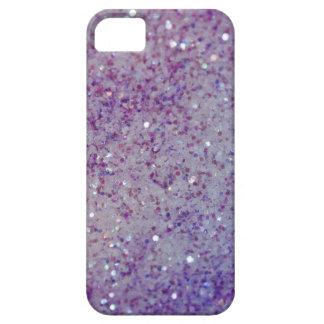 Lavender Glitter iPhone SE/5/5s Case