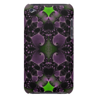 Lavender Green Elegant Cases iPod Touch Cases
