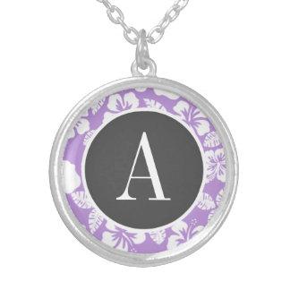 Lavender Hawaiian Tropical Hibiscus Jewelry