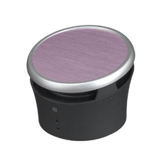 Lavender Herb Spring 2015 Solid Color Bluetooth Speaker