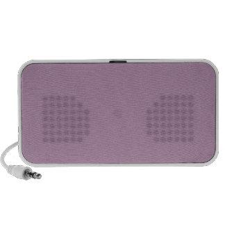 Lavender Herb Spring 2015 Solid Color Notebook Speaker