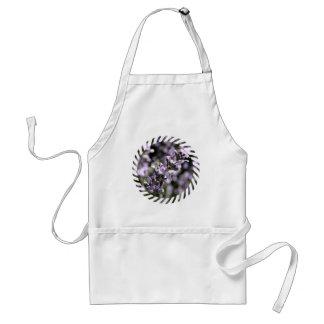 Lavender Herbs Apron