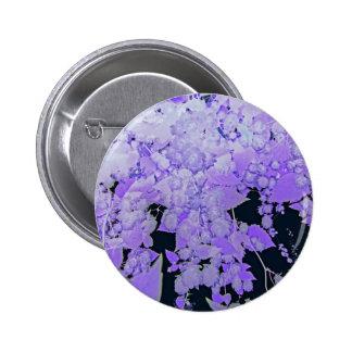 Lavender Hops 2 Inch Round Button