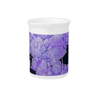 Lavender Hops Pitcher