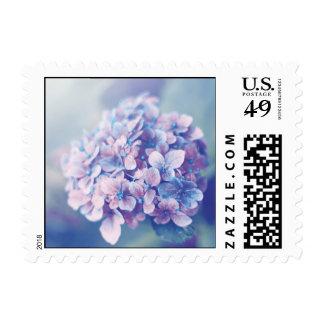 Lavender Hydrangea Postage