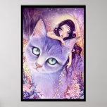 Lavender Illusion - BIG Print