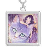 Lavender Illusion - Necklace