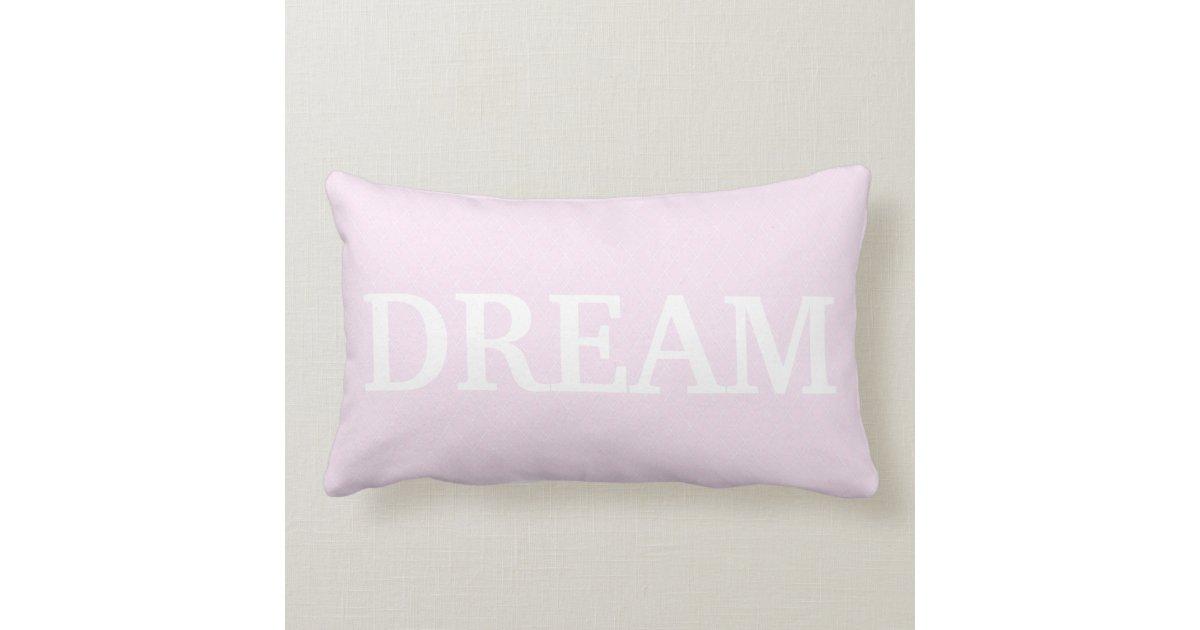 Lavender Inspirational Word Throw Pillow Zazzle
