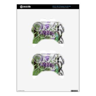Lavender Iron Xbox 360 Controller Skin