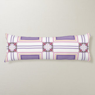 Lavender jump; Energetic Midday Body Pillow