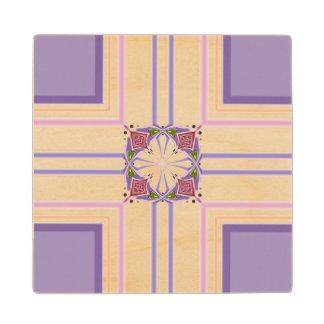 Lavender jump; Energetic Midday Wood Coaster