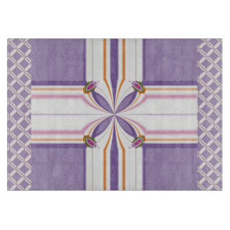Lavender jump; New Day Cutting Board